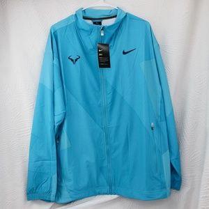 Nike Men's Rafa Nadal Full-Zip Tennis Jacket